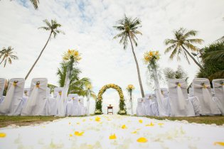 Key Aspects to Plan an Outdoor Wedding